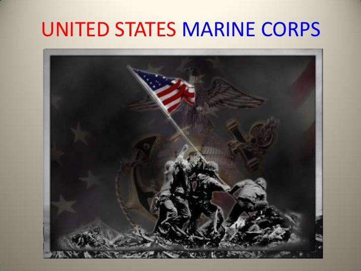 UNITED STATES MARINE CORPS<br />