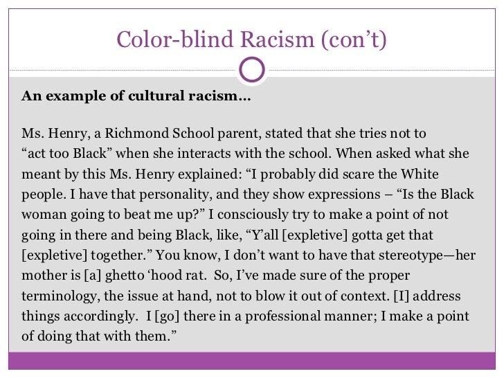 color blind essay Avril 12, 2018 color blindness essay: cover letter for help desk team leader.