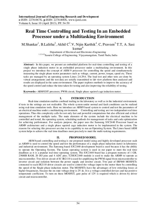 International Journal of Engineering Research and Developmente-ISSN: 2278-067X, p-ISSN: 2278-800X, www.ijerd.comVolume 6, ...