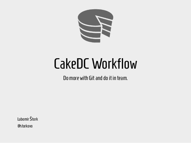 CakeDC Git Workflow extension