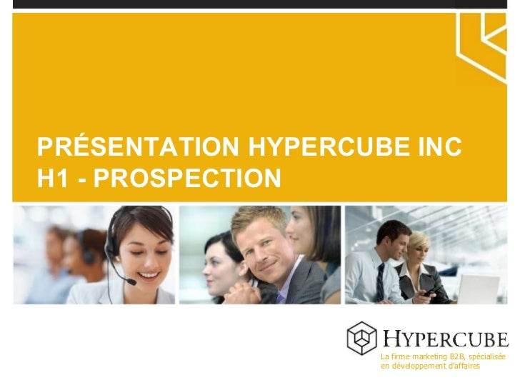 H1 Prospection — French