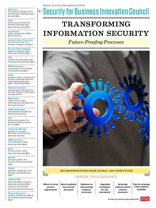 Report based on discussions with the  Dr. Martijn Dekker, Senior Vice President, Chief Information Security Officer  Airte...