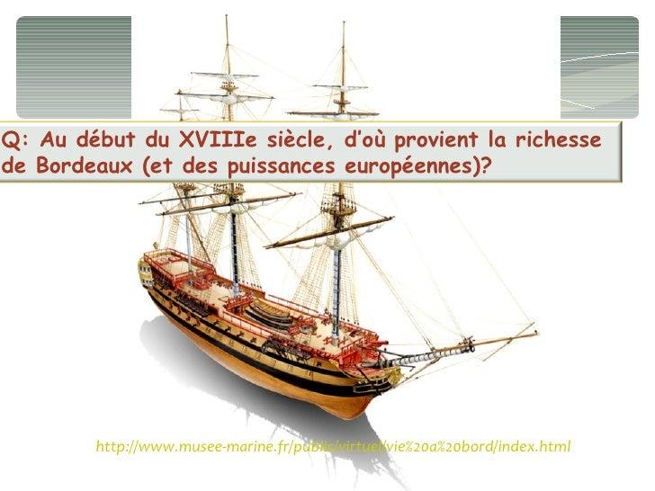H1 l 39 europe dans le monde au xviiie si cle - Bureau virtuel bordeaux 3 ...