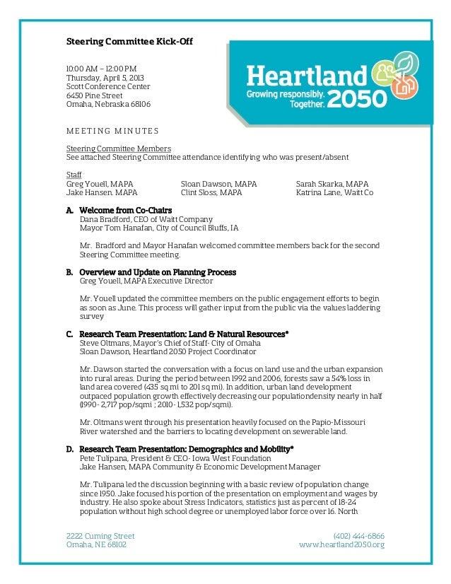 Steering Committee-Minutes-Apr2013