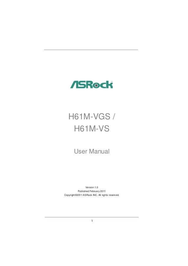 H61 m vs