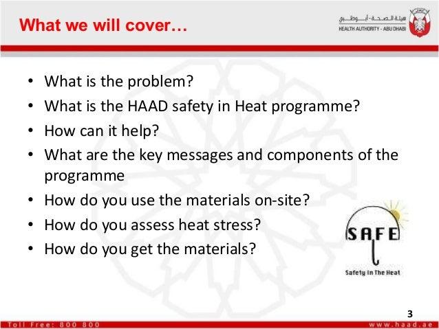 How to Assess Heat Illness