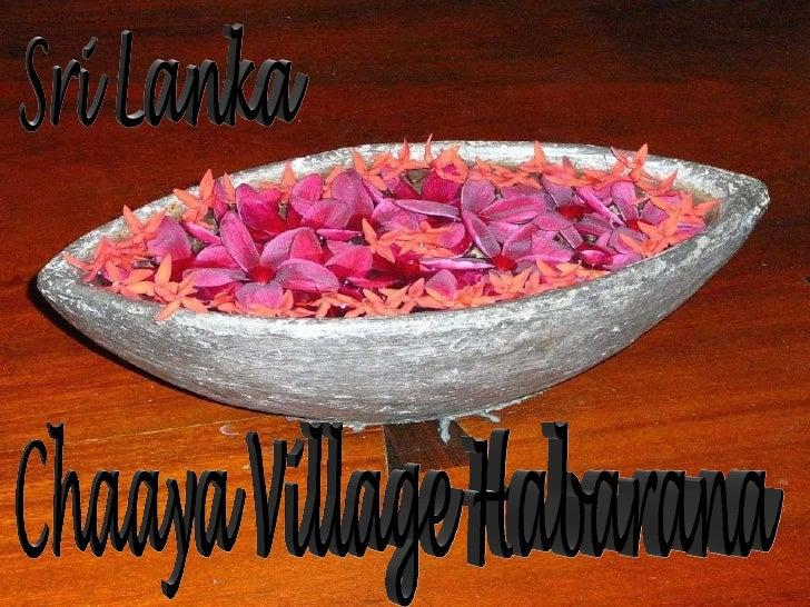 Habarana1, Sri Lanka