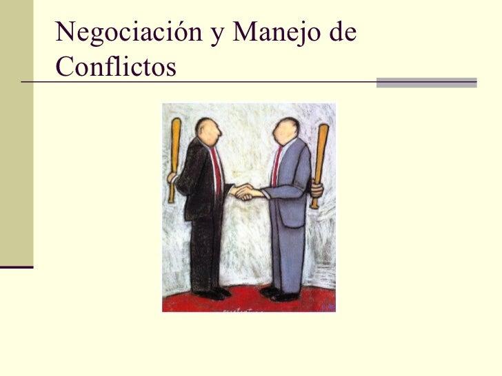 Habilidades del negociador efectivo