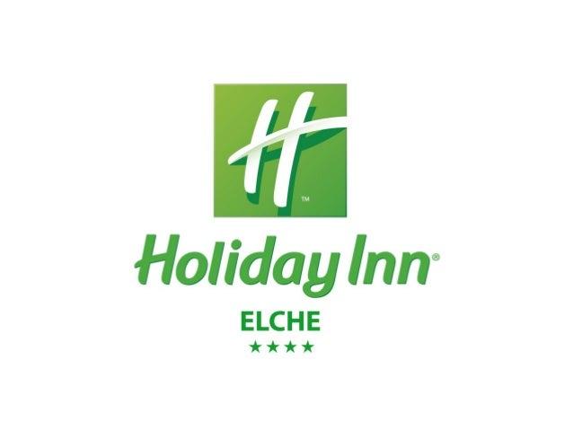 Habitaciones y Servicios Hotel Holiday Inn Elche