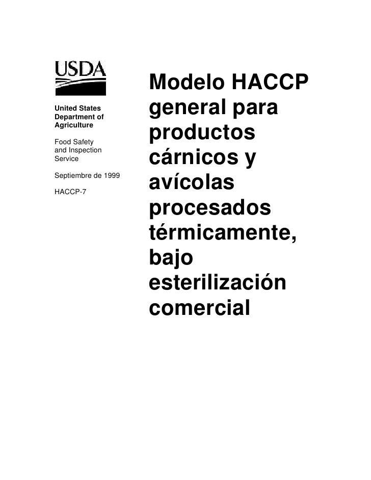 Haccp 7 sp