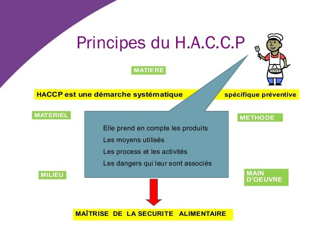 Haccp az gt for Cuisine 5m de long