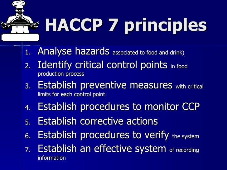 Haccp presentation1