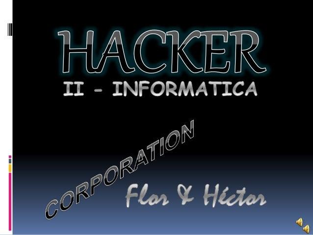 """Es el típico """"cacharrero"""" de la red, sin proponérselo tropieza con una pagina de Hacking y descubre que en ella existen ár..."""