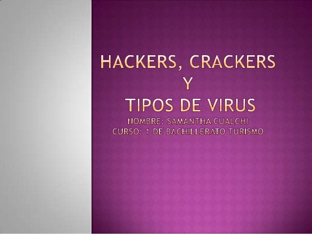 difference between hackers and crackers
