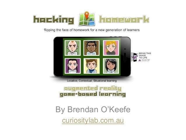 By Brendan O'Keefe curiositylab.com.au