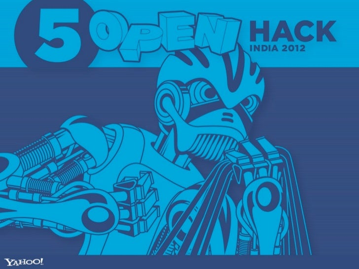 Hacking != cracking  (and everything else you need to know to survive a hackday)