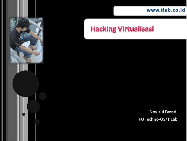 Virtualisasi Hacking