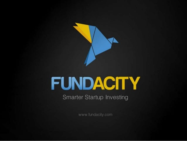 Copyright © 2013 Fundacity Inc