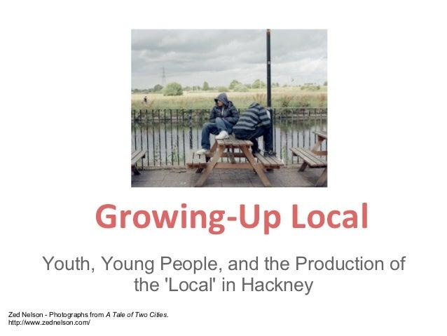 Hackney - Growing Up Local