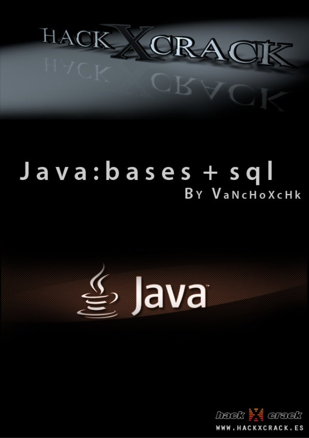Hack x crack_java