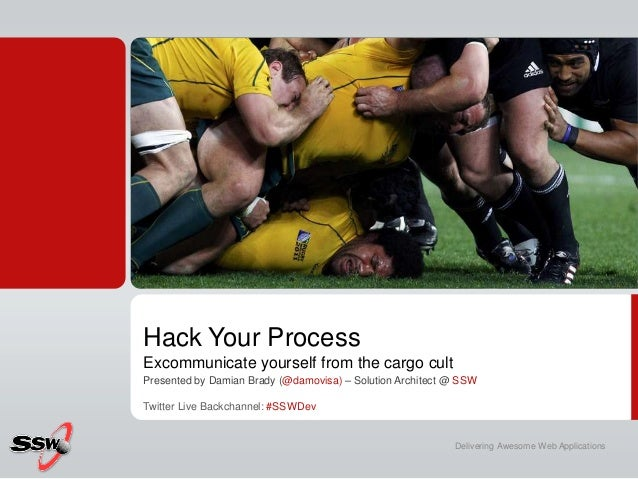 Hack your process