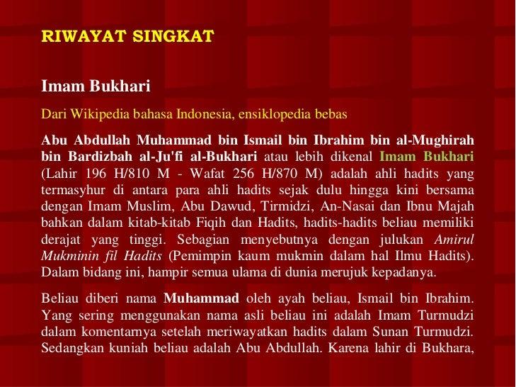 sahih bukhari indonesia pdf file