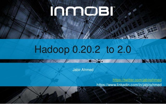 Hadoop Migration from 0.20.2 to 2.0