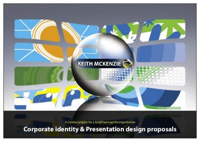 Haemophilia Corporate identity design proposal