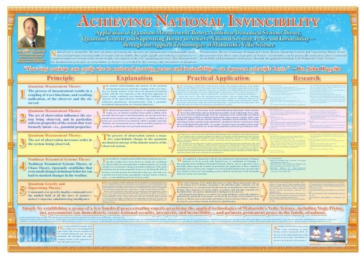 Hagelin Invincibility Chart Hr