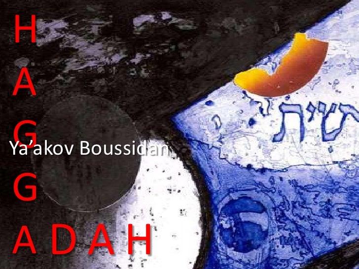HAGYa'akov BoussidanGADAH