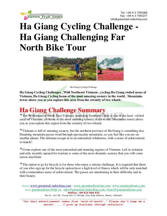 Ha giang cycling challenge   ha giang challenging far north bike tour