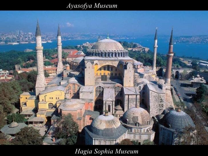 Hagia Sophia (Ayasofya) Museum Istanbul