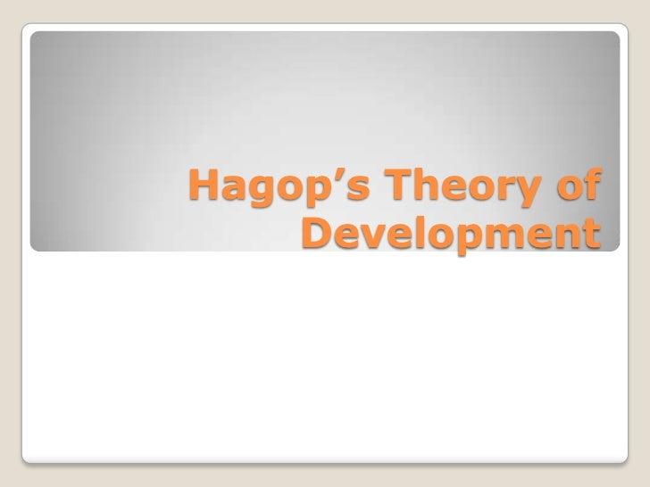 Hagop's Theory of Development<br />