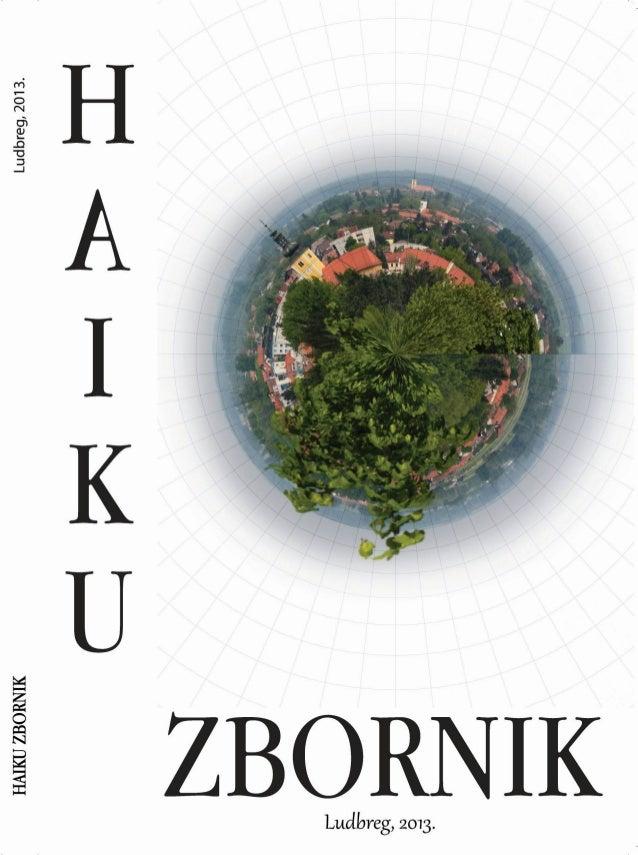 Haiku - zbornik - Ludbreg 2013.  16  Ludbreg 2013.