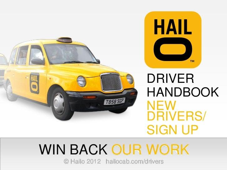 DRIVER                             HANDBOOK                             NEW                             DRIVERS/          ...