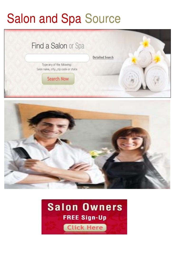 Salon and Spa Source