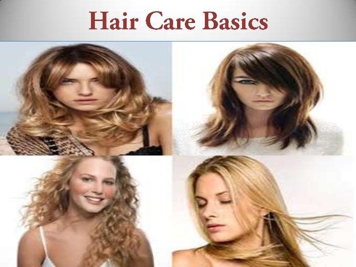 Hair Care Basics<br />