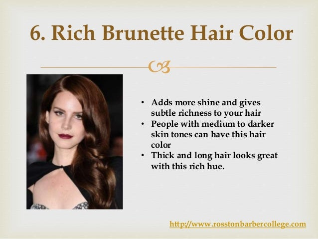 Best Hair Color Ideas