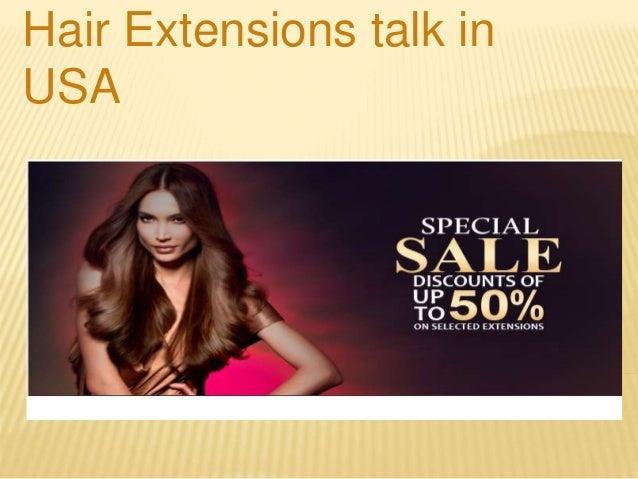 Hair extension talk