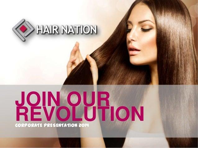 HAIR NATION  Corporate Presentation 2 (distributors)