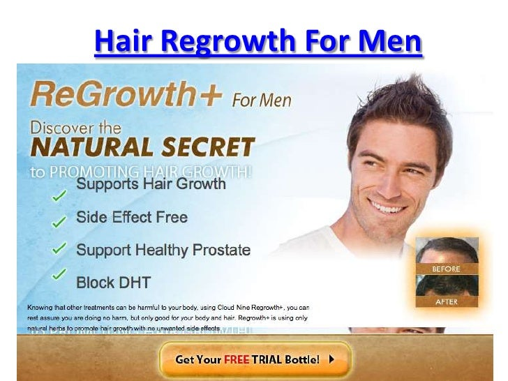 Hair Regrowth For Men<br />Hair Regrowth<br />