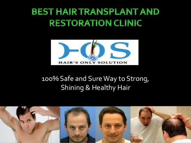 100% Safe and Sure Way to Strong, Shining & Healthy Hair