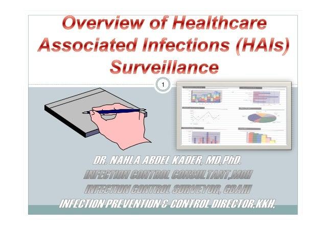 Healthcare Associated Infectiona ( HAIs ) Surveillance Overview