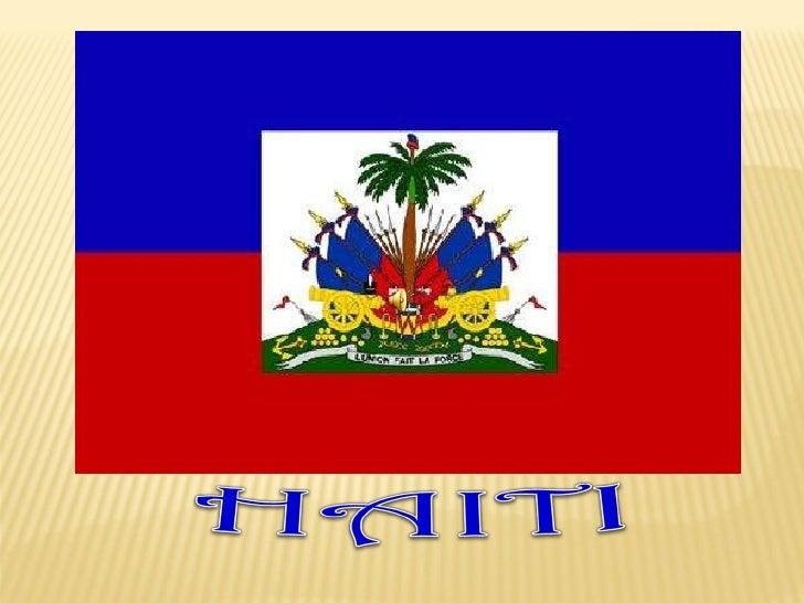 Haití antes