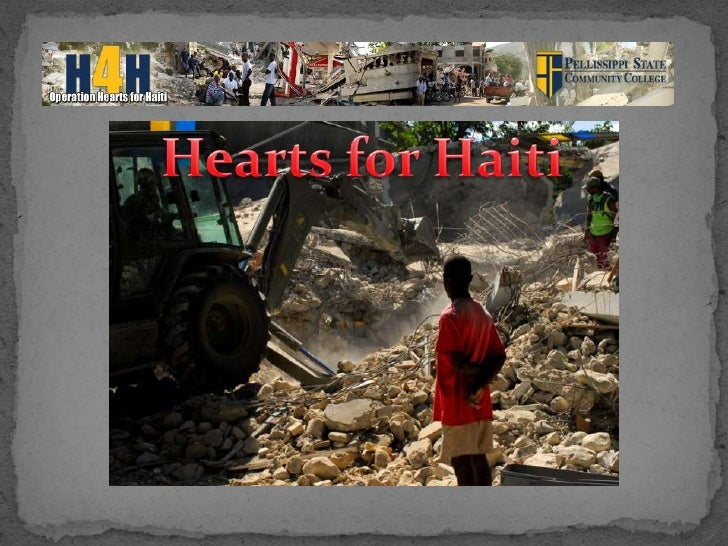 Pellissippi State Community College<br />Hearts for Haiti<br />