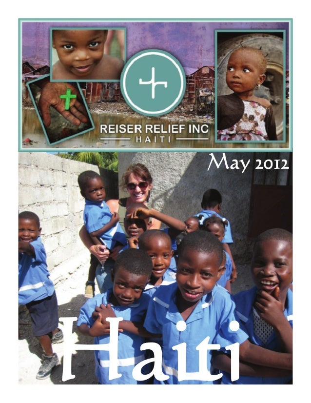Fr. Reiser's Nieces take to the streets of Haiti                 nieces of itslate founder Fr. BernardReiser. Heres what t...