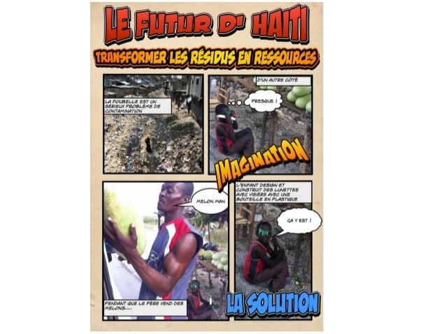 Balan, Haiti : Escuela Simon Bolivar