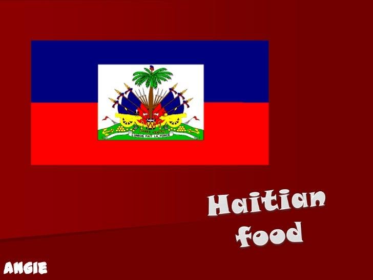 Haitianfood<br />Angie Zambrana<br />