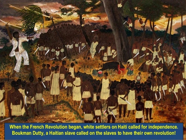 haitian revolution 1791-1804 essay Haitian revolution essay assignment  slave revolution in the caribbean, 1789-1804:  the haitian revolution was distinct for being the only one led by the .