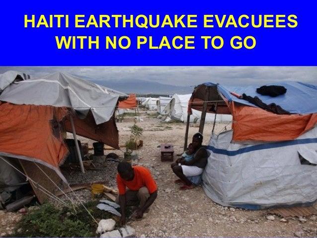 Haiti earthquake: A two year update